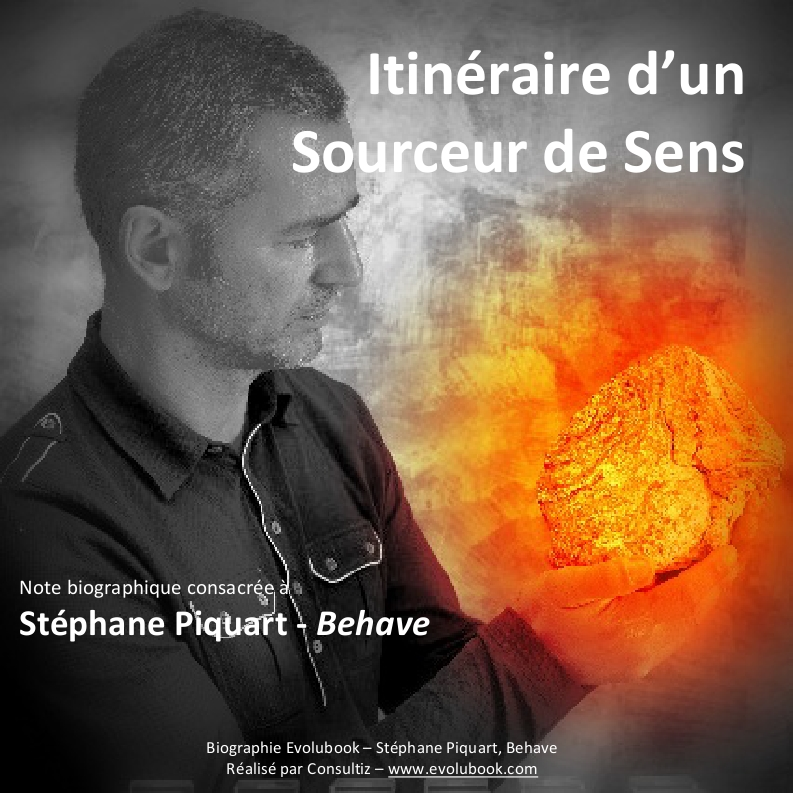 Stephane Piquart - Behave